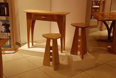 Scottish Furniture Makers Exhibit